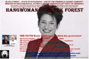 06122013 black forest  hangwoman prisoner 30112013 Altpeter minister of welfare_25