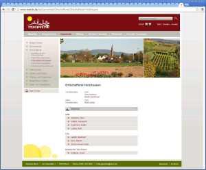 hardcopy Ortschaftsrat Holzhausen