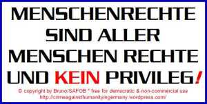 Human Rights Dungeon German http frame