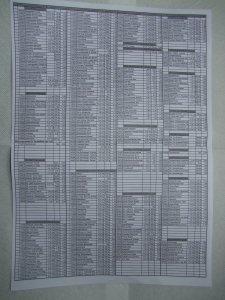 JVA Einkaufsliste flash page 2 Dscf3411