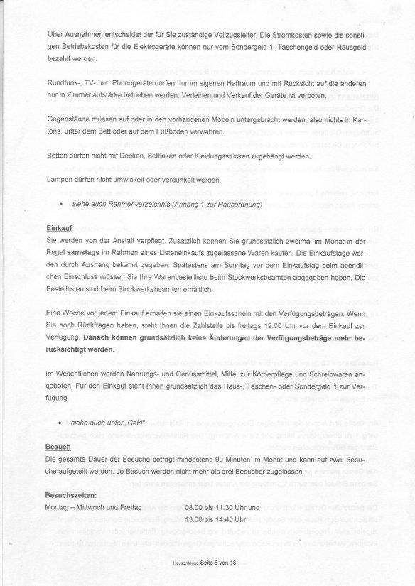 JVA Hausordnung_08 50 per cent