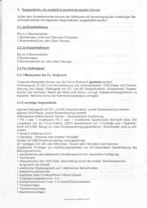 JVA Hausordnung_20 50 per cent