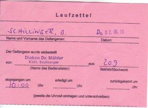 Laufzettel 09 of 09